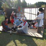 刃物まつり&かかしコンテスト&高知工科大学大学祭2012に行ってきました