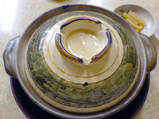 須崎の鍋焼きラーメン